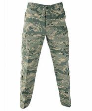 New W/Tags Air Force Trousers Utility Airman Tiger Stripe ABU Pants 36 Regular*