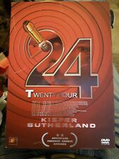 24 complete seasons 1-4 region 3 DVDs Boxset