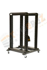 19 INCH OPEN SERVER CABINETS 18U DOUBLE FRAME 600 (W) x 600 (D) x 1000 (H)