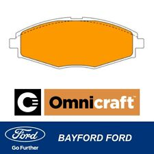 FRONT DAEWOO MATIZ OMNICRAFT BRAKE PAD SET