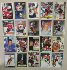 20 Card Lot of Different ERIC LINDROS NHL HOF A must for any collector! FREE S&H