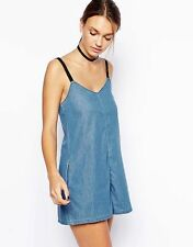 ASOS Sleeveless Jumpsuits & Playsuits Denim for Women