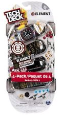 Tech Deck - 4 Pack Skateboards ( Styles Will Vary) - Brand New