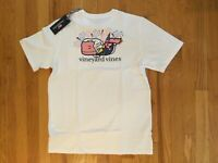 NWT Men's Vineyard Vines George Washington Whale Pocket T-Shirt M, L Or XL, 2XL