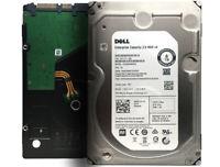 """DELL / Seagate Enterprise ST6000NM0024 6TB 7200RPM 128MB  3.5"""" SATA Hard Drive"""