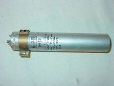 SAF MP 8+8µF VINTAGE DUAL HIGH-END PAPER IN OIL PIO CAPACITOR for TUBE AMPS