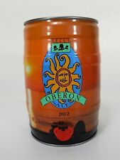 2012 Bell's Oberon Ale 1.32 Gal keg (empty)