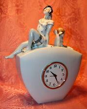 Uhr aus der Eros - Serie von Kati Zorn, Volkstedt