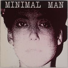 "MINIMAL MAN: Sex Teacher 12"" New Wave Goth Synth NM"