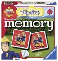 Ravensburger Memory 21204 - Fireman Sam Mein erst