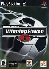 World Soccer Winning Eleven 6 International (2003) New Factory Sealed USA PS2