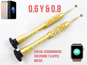 For iPhone 7 Repair Tools Kit Screwdriver Set Opening Tool 8 XS 6 Plus Tri Point