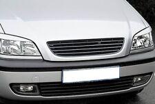 Für Opel Zafira A Sportgrill Kühlergrill Front Sport Grill Ohne Emblem 99-05