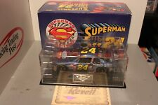 1999 Jeff Gordon Dupont Superman 1/24 Revell NASCAR Diecast