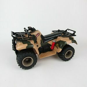"Lanard Ultra Corps Four Wheeler ATK Suspension Vehicle Quad 4x4 For 12"" Figures"