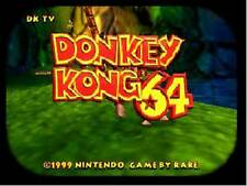 Donkey Kong 64 - Nintendo N64 Game