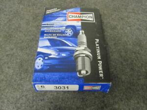 Champion Platinum Power Spark Plugs 3031 fits 1996 - 2000 Dodge Plymouth 6 per