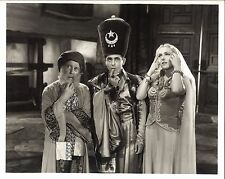 * ALI BABA GOES TO TOWN (1937) Eddie Cantor, Virginia Field & Maurice Cass