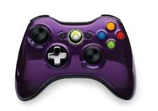Xbox 360 Controller Chrome Lila RAR Microsoft NEU