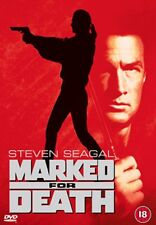 Marked for Death (Steven Seagal) New DVD Reg 4