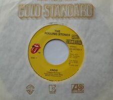 THE ROLLING STONES Angie / Silver Train NM- CANADA GOLD STANDARD 45