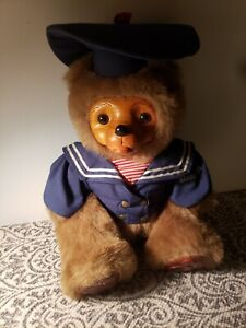 Raikes Sailor Bear Signed And Numbered By Robert Raikes