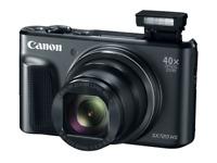 Canon Powershot SX720 HS Digital Compact Camera 40x 20MP - Black