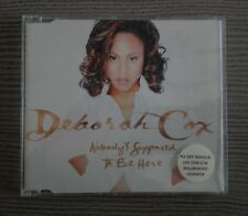 Deborah Cox - Nobody's supposed to be here (1998) inkl. Club Mix (10:07 Min.)