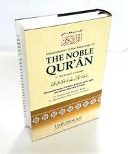 The Noble Quran Arabic Text with English Translation(Medium-HB)(Pakistani Print)