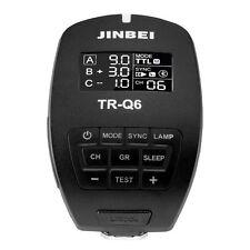 Jinbei TR-Q6 Sony 2.4GHz TTL Bluetooth Flash Trigger for HD-610, Mars-3, MSN