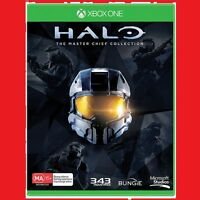 NEW Halo the Master Chief masterchief Collection XBOX ONE Disc *free post*