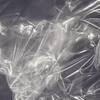 Clear Transparent PVC Fabric various uses..