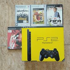 Consola Slim Playstation 2 Ps2 En Caja Pal España Excelente Estado