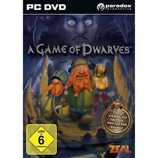 A Game of DWARVES pc nuovo + conf. orig.
