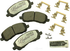 Disc Brake Pad Set-Rear Drum Front Autopartsource VP866K