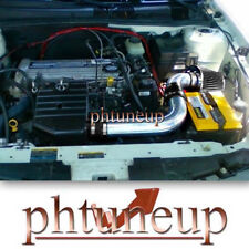 BLACK 2002-2005 PONTIAC GRAND AM SE, GT 2.2 2.2L (ECOTEC ONLY) AIR INTAKE KIT