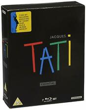 Jacques Tati Collection (Blu-ray) Trafic, Parade, Playtime, Mon Oncle