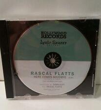 Rascal Flatts - Here Comes Goodbye Radio Promo Single (CD, 2009, Lyric Street)