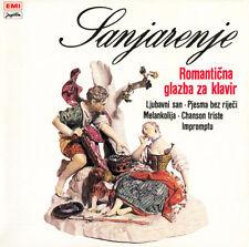 FOLDES LAVAL OHLSSON ADNI ANIEVAS BUCHBINDER ENGEL Romantic Piano Music LP NM