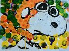 """Tom Everhart """"Ten Ways To Drive an SUV"""" SNOOPY S/N """"PEANUTS"""" Lithograph with COA"""