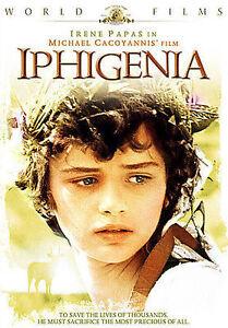 Iphigenia (DVD, 2007, Sensormatic) *Like New