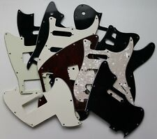 Pickguard for various Fender guitar models: NEW: many pickup and colour options