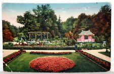 Postkarte 1915 - LIEGNITZ - Am heizbaren Teich im Stadtpark