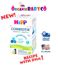 HiPp Stage 1 Organic Combiotic Baby Formula From Day 1 -550g Free Shipping!