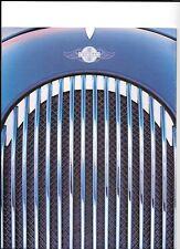 MORGAN AERO 8 SALES BROCHURE @ 2000