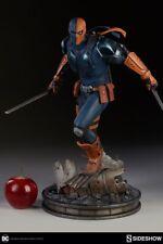 Sideshow Deathstroke Premium Format Statue Dc Justice League Batman Titans