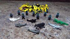 Lego Aquanauts Crab Crusher Submarine Set