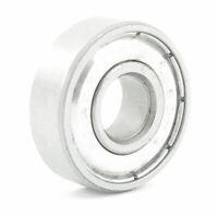 22mm x 8mm x 7mm Deep Groove Roller Ball Wheel Bearings 608ZZ