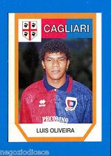 CALCIO FLASH '94 Lampo - Figurina-Sticker n. 36 - L. OLIVEIRA - CAGLIARI -New
