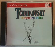 TCHAIKOVSKY - GREATEST HITS (CD, 1991 - USA - RCA) Good Condition!!!